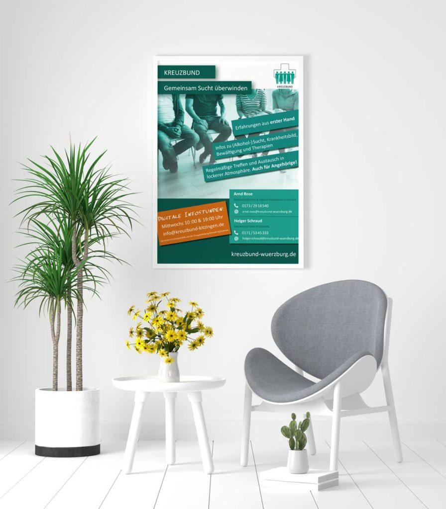 Mockup-Kreuzbund-Poster-Wartebereich2-web